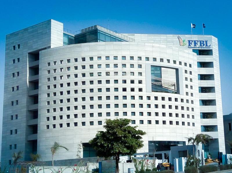 FFBL HEAD OFFICE BUILDING, ISLAMABAD – AAA Partnership Pvt  Ltd
