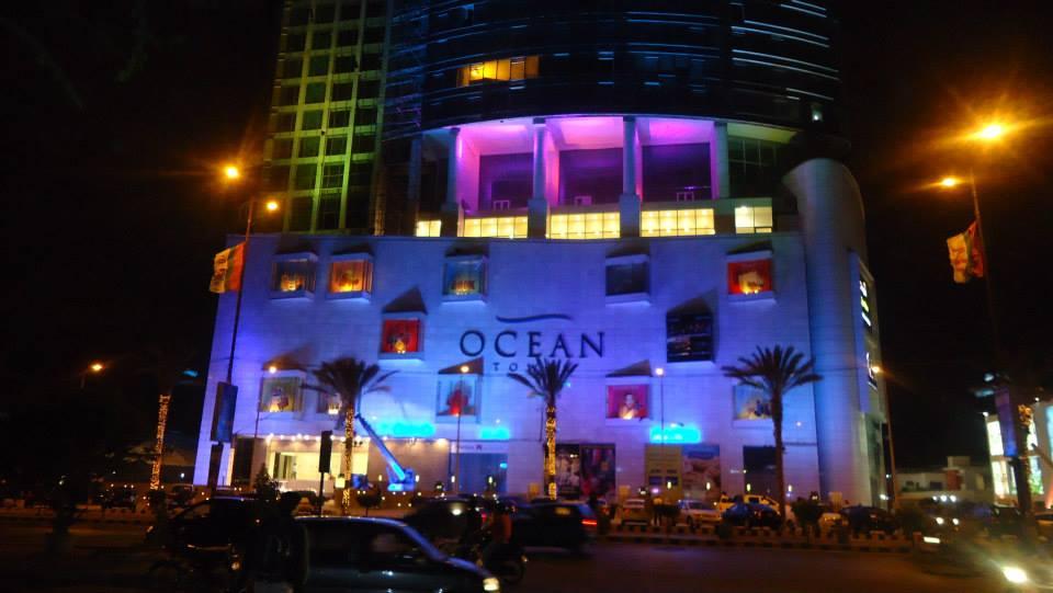 the ocean mall  karachi  u2013 aaa partnership pvt  ltd